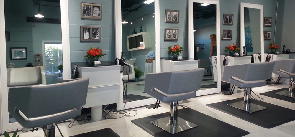 Stylists escada hair studio for Ada beauty salon